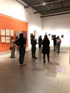 Video muestra recorrido LSA en las salas del museo