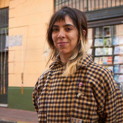Emilia de las Carreras (foto Sol Navedo)