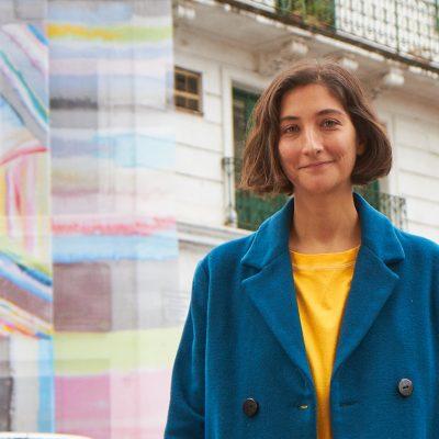 Retrato Aurora Castillo (foto Sol Navedo)